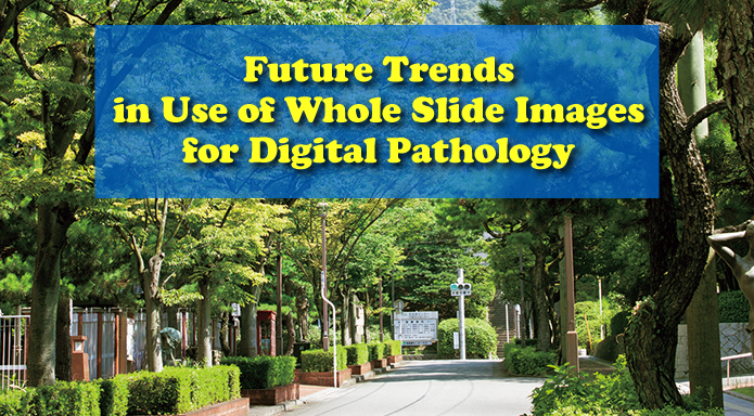Future Trends in Use of Whole Slide Images for Digital Pathology